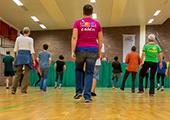 Linedance bei den Queerspielen