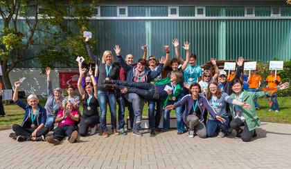 Team-Olympiade 2014